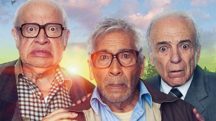Eduardo Manzano, José Carlos Ruiz, Luis Bayardo