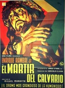 El martir del Calvario