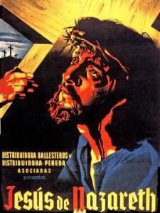 Jesús de Nazaret - cartel 01