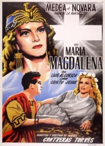 María Magdalena (La pecadora de Magdala) cartel 0