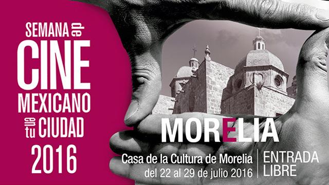 cine-mexicano en Morelia