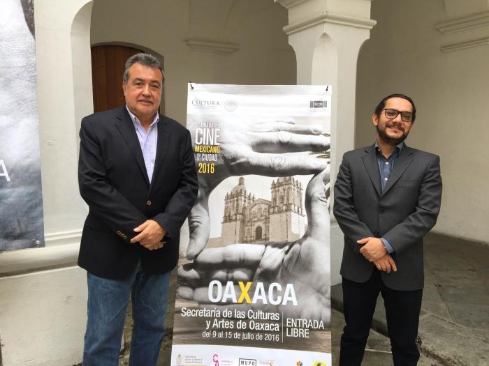 Semana de Cine Mexicano en Oaxaca