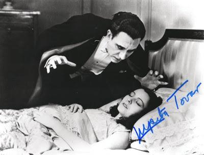 Lupita Tovar en Drácula