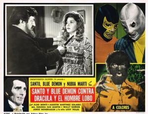 Santo y Blue Demon contra Drácula y el hombre lobo - LC 02