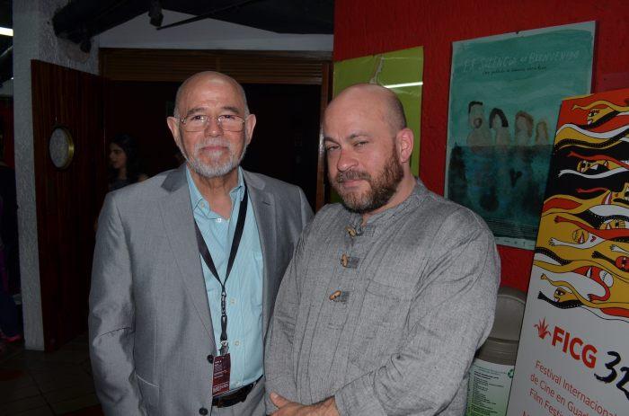 Andrés Bermea y Everardo González