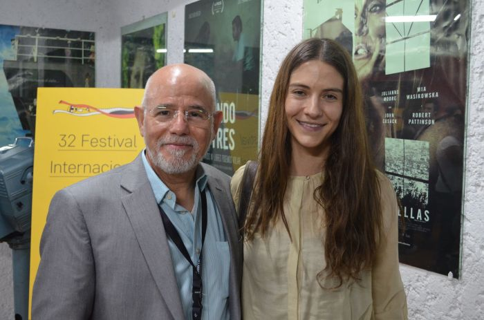 Andrés Bermea y Sofía Gómez Córdova