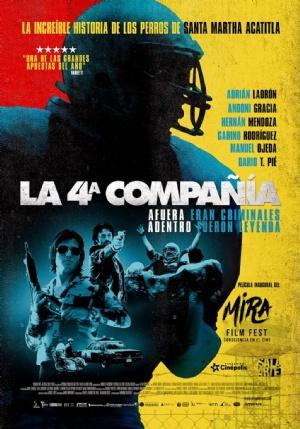 La 4a Compañía -Cartel 02