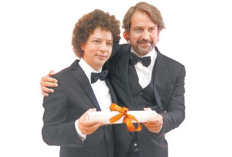 Michel Franco y Lorenzo Vigas