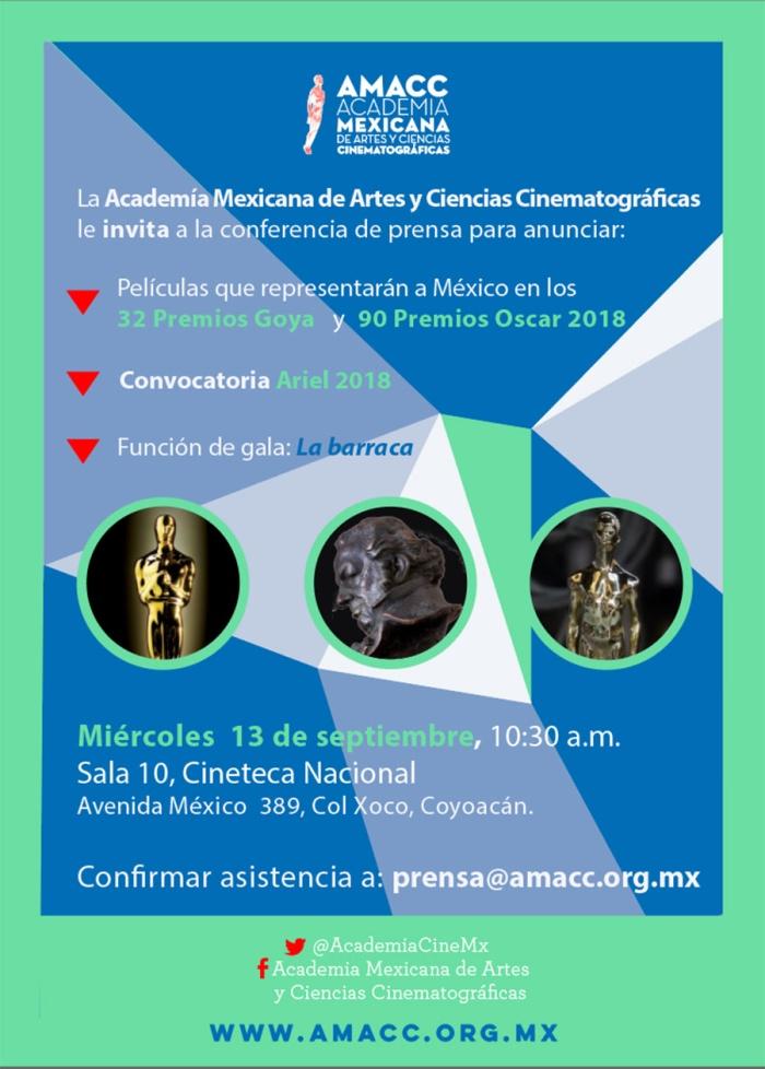 Anuncio mexicanas nominadas